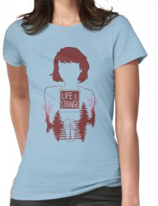 LIFE IS STRANGE - MAX Womens Fitted T-Shirt