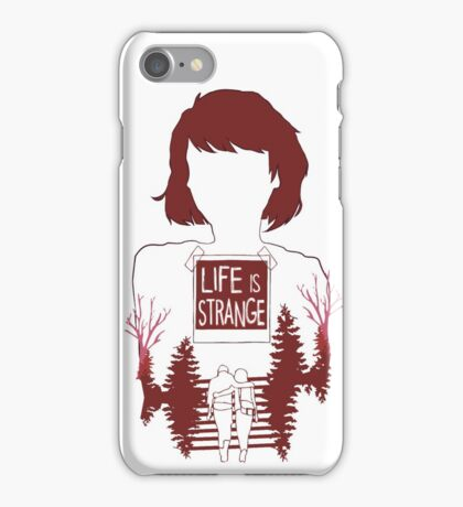 LIFE IS STRANGE - MAX iPhone Case/Skin