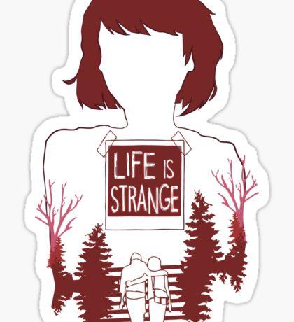 LIFE IS STRANGE - MAX Sticker