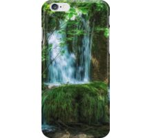 Plitvice Lakes National Park iPhone Case/Skin