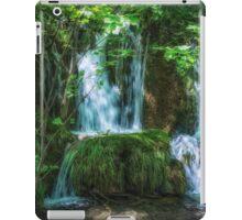 Plitvice Lakes National Park iPad Case/Skin
