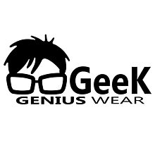 Geek Photographic Print