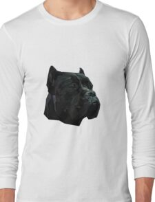 Cane Corso dog. Long Sleeve T-Shirt