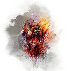 color bleeding heart by ururuty