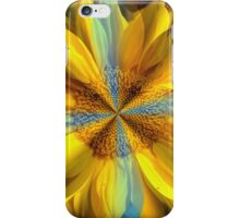 Flower of The Morning Sun iPhone Case/Skin