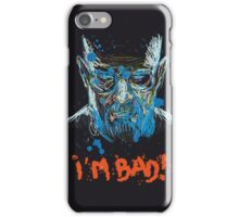 i'm bad iPhone Case/Skin