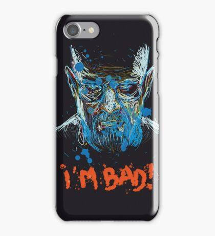 i'm bad iPhone Case/Skin