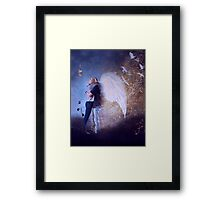 Time to Go Darling Framed Print