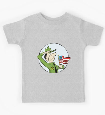 In the name of nature! Kids Tee
