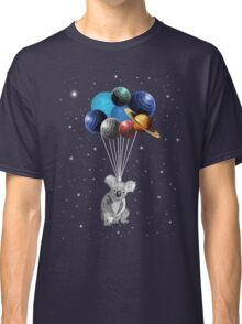 Koala Space Celebration Classic T-Shirt