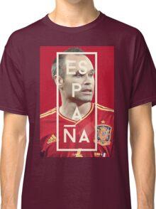 Iniesta - Espana Classic T-Shirt