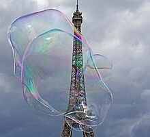 Pretty Bubbles in the Air by Greg McMahon