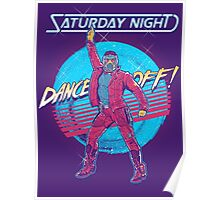 Saturday Night Dance-Off Poster