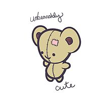 Unbearably Cute by Andrew Farr