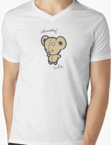 Unbearably Cute Mens V-Neck T-Shirt