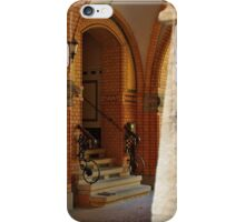 The door beyond the gate iPhone Case/Skin