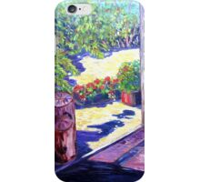 Artists Studio  iPhone Case/Skin