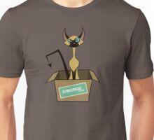 Schrödinger's Pudding Unisex T-Shirt