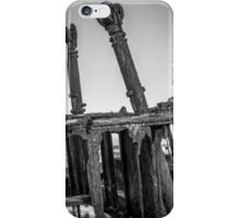 Early Morning Yesterday 4 iPhone Case/Skin