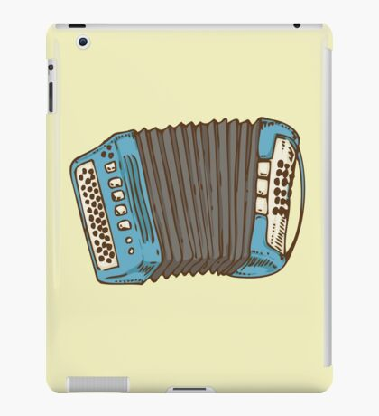 Blue Russian Bayan iPad Case/Skin
