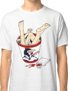 Kentucky Fried Human bucket Classic T-Shirt