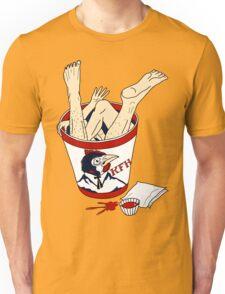 Kentucky Fried Human bucket Unisex T-Shirt