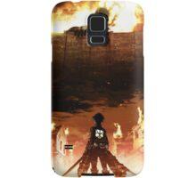 Humans vs Titans Samsung Galaxy Case/Skin