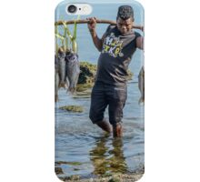 Fish Vendor iPhone Case/Skin