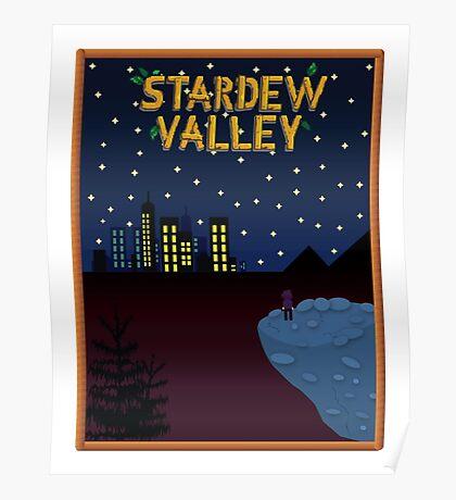 Stardew Valley Poster