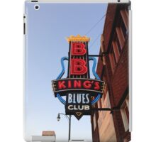 BB Kings iPad Case/Skin