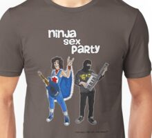 Ninja sex party Unisex T-Shirt