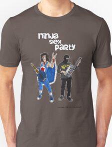 Ninja sex party T-Shirt