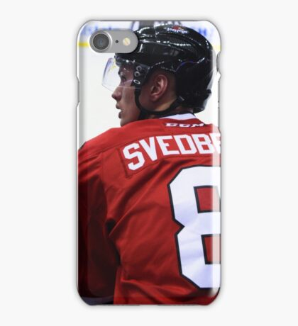 Viktor Svedberg iPhone Case/Skin