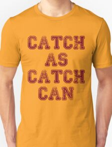 catch wrestling 2 Unisex T-Shirt