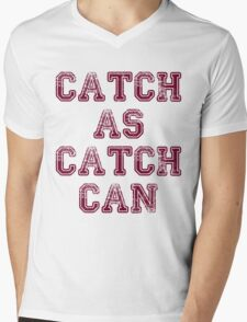 catch wrestling 2 Mens V-Neck T-Shirt