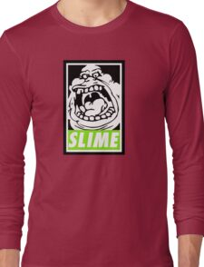Obey Slimer Long Sleeve T-Shirt