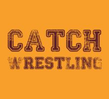 catch wrestling by thefiddler