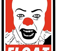 OBEY Pennywise by mcnasty