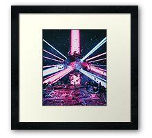 HELLSTAR Framed Print