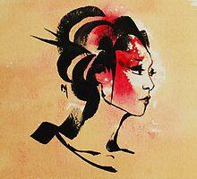 Spring Geisha by Mishfit