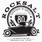 ROCKSALT by Mark Will