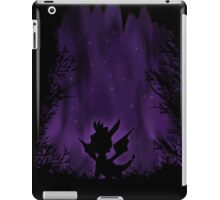 the brave dragon! iPad Case/Skin