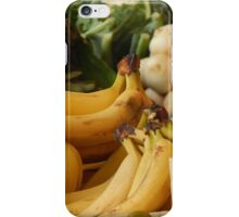 Fruits and vegetables of my sunday market iPhone Case/Skin
