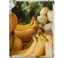 Fruits and vegetables of my sunday market iPad Case/Skin