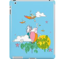 Row your boat iPad Case/Skin