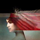Portrait 10 by Catrin Welz-Stein