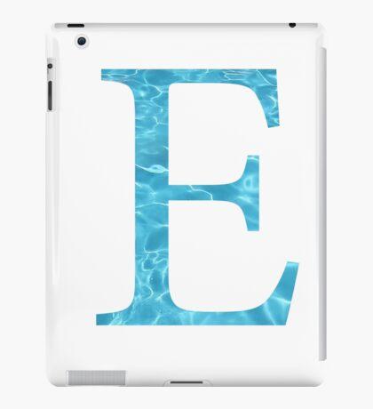 Epsilon-water iPad Case/Skin