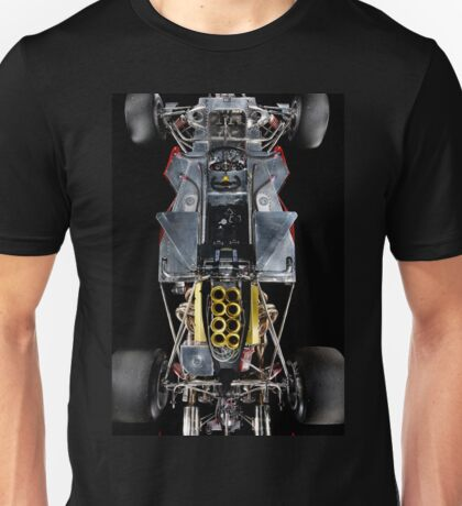 1974 Lola T332  F5000 Race Car Chassis Unisex T-Shirt