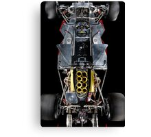 1974 Lola T332  F5000 Race Car Chassis Canvas Print