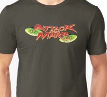 Attack from Mars Unisex T-Shirt